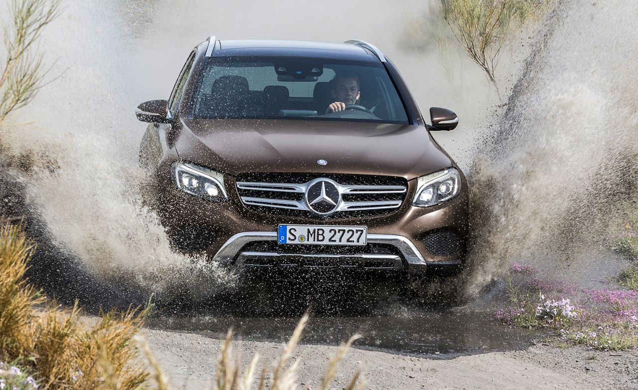 Mercedes Benz Glc Cl Reviews Price Photos And Specs Car Driver