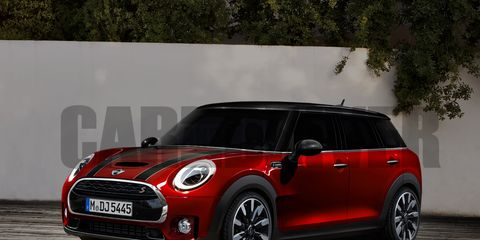 What It Is To Say The Last Mini Clubman Was A Compelling Oddball Would Be An Understatement Half Hatchback Station Wagon And Almost Entirely