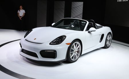 2016 Porsche Boxster Spyder: It's Back and We're Stoked