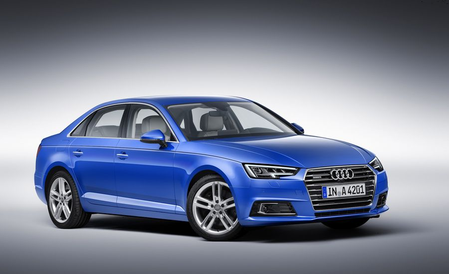2017 Audi A4: Less Weight, More Elegant Interior