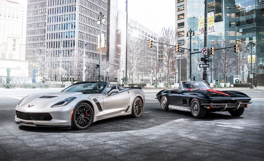 1967 chevrolet corvette sting ray 427 vs 2015 chevrolet Motor city car sales