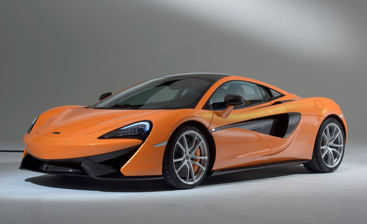 2016 McLaren 570S Dissected: Powertrain, Chassis, Design, and More!