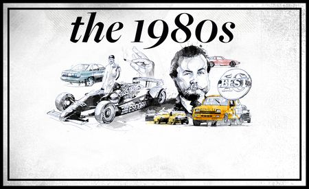 <em>Car and Driver</em>'s 60th Anniversary: The 1980s