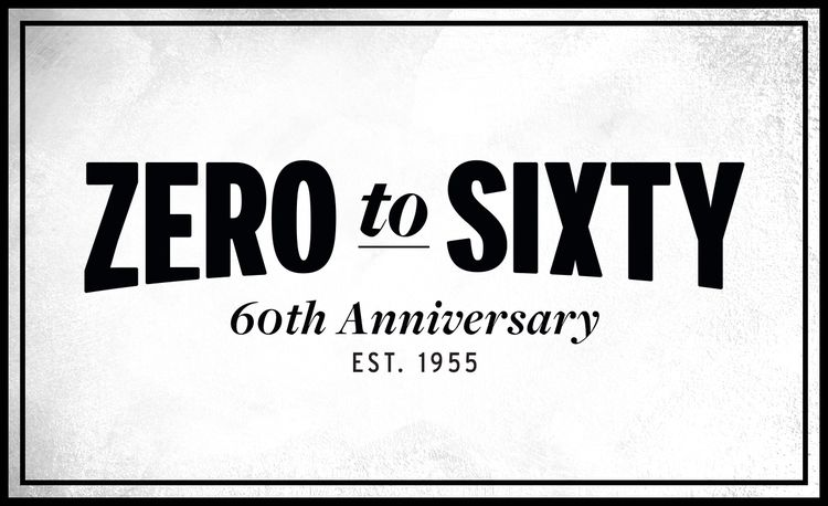 Zero to Sixty: Car and Driver's 60th Anniversary