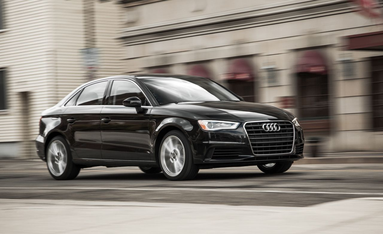 2015 audi a3 tdi test review car and driver. Black Bedroom Furniture Sets. Home Design Ideas