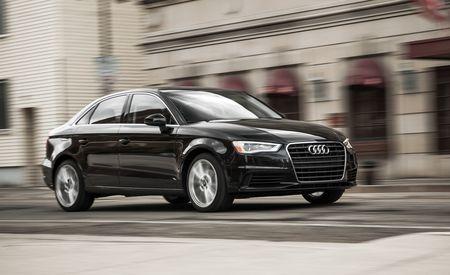2015 Audi A3 TDI