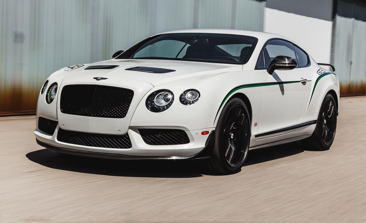 Bentley continental gt3r