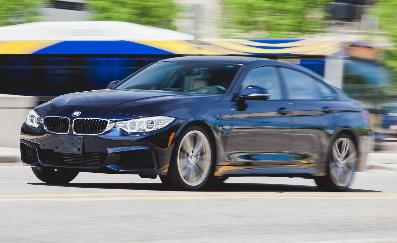 2015 BMW 435i Gran Coupe Photo Gallery