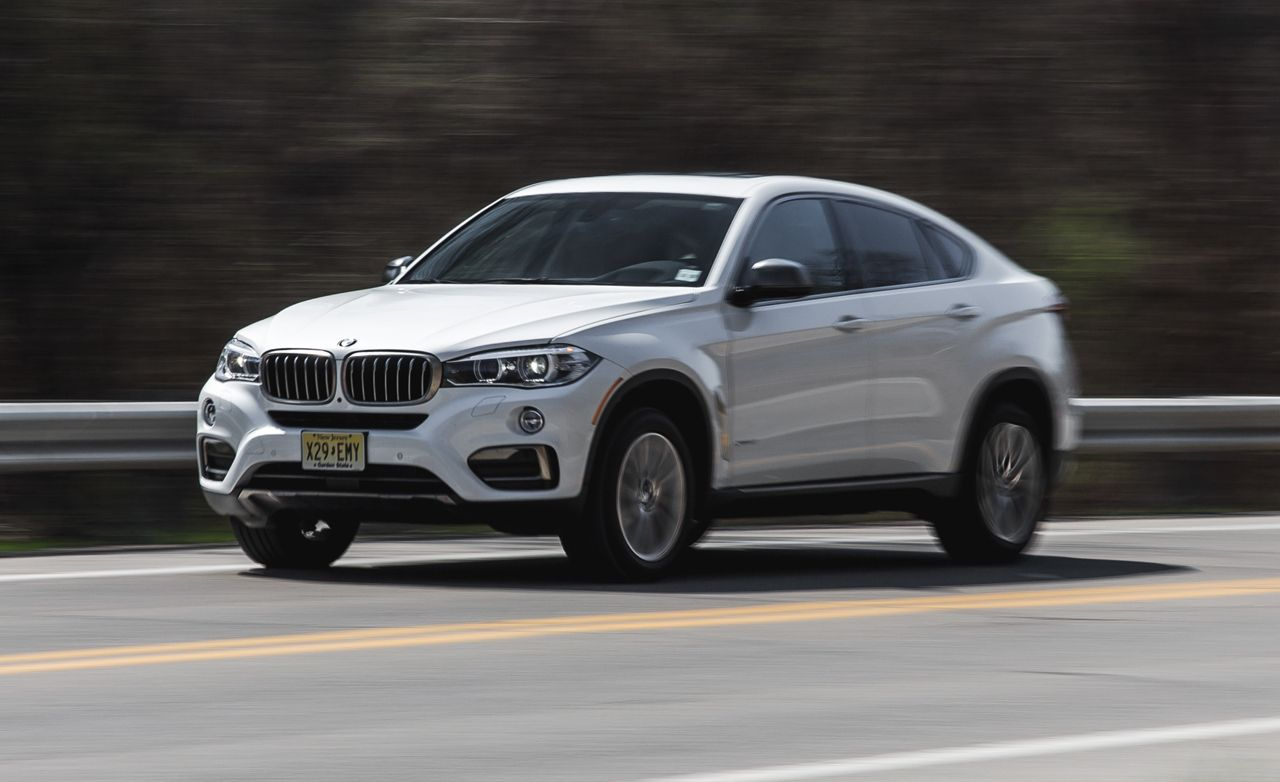 2015 Bmw X6 Xdrive35i Test Review Car And Driver