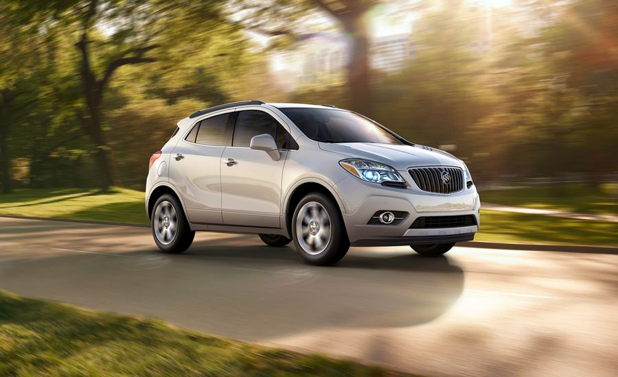 2015 buick encore review buick 39 s small suv with awd. Black Bedroom Furniture Sets. Home Design Ideas