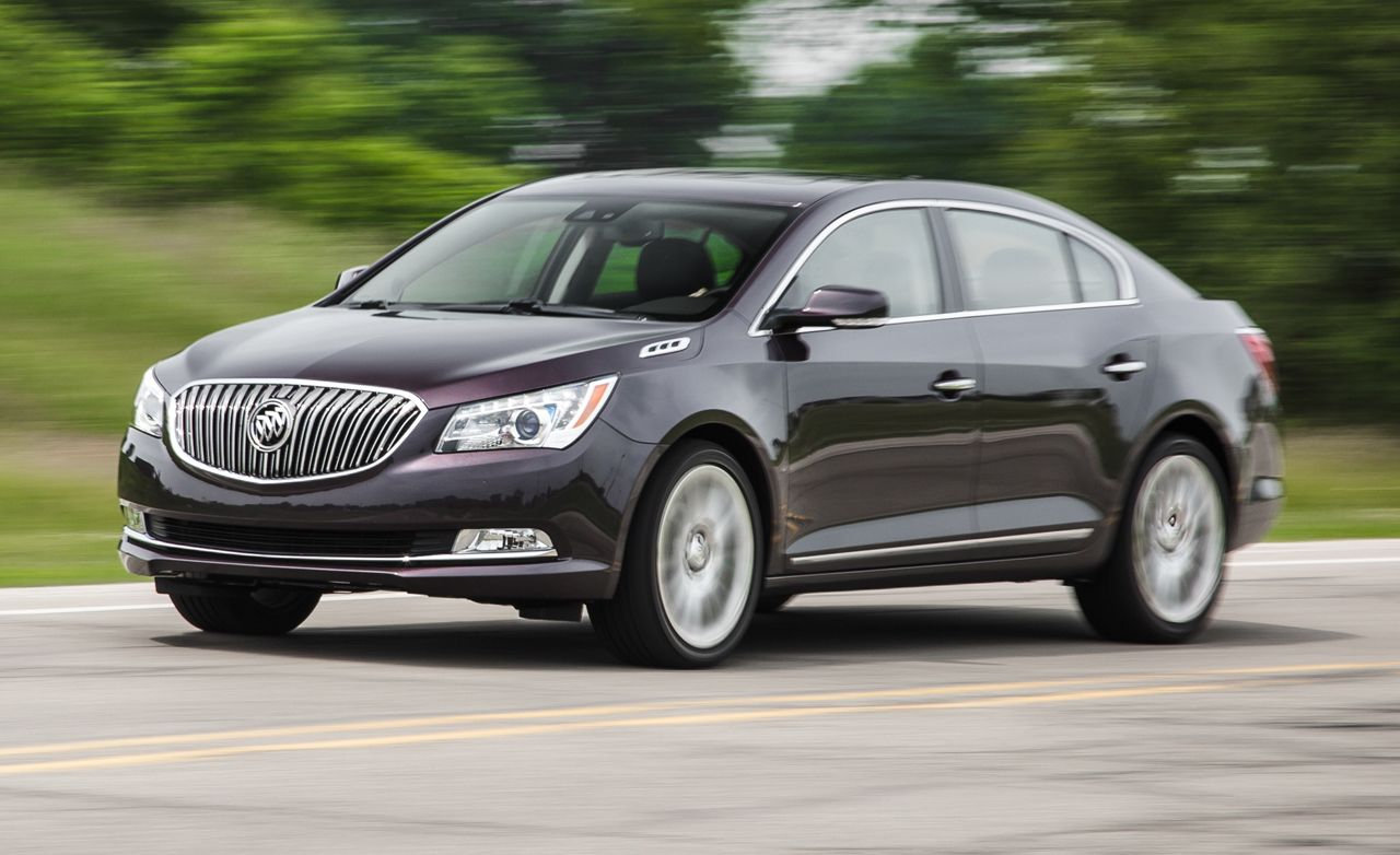 Buick Lacrosse Reviews Price Photos And Specs Car Driver
