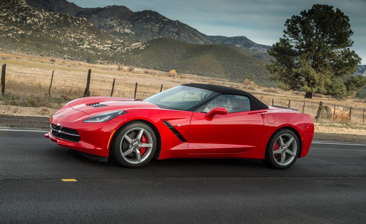 2015 chevrolet corvette stingray 60-second review – video – car