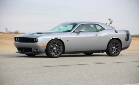 2015 Dodge Challenger R/T Scat Pack and Challenger SRT 392