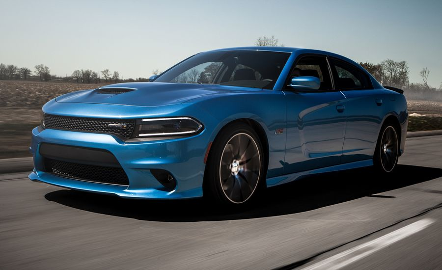 2015 Dodge Charger R/T Scat Pack Test | Review | Car and ...