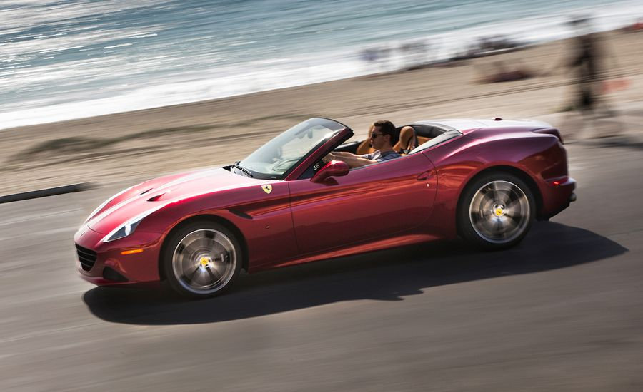 2015 Ferrari California T Test Review Car And Driver