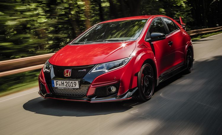 2017 honda civic type r photos and info it 39 s headed to the u s news car and driver. Black Bedroom Furniture Sets. Home Design Ideas