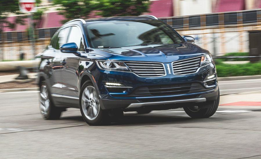 2015 Lincoln MKC 2.0T FWD