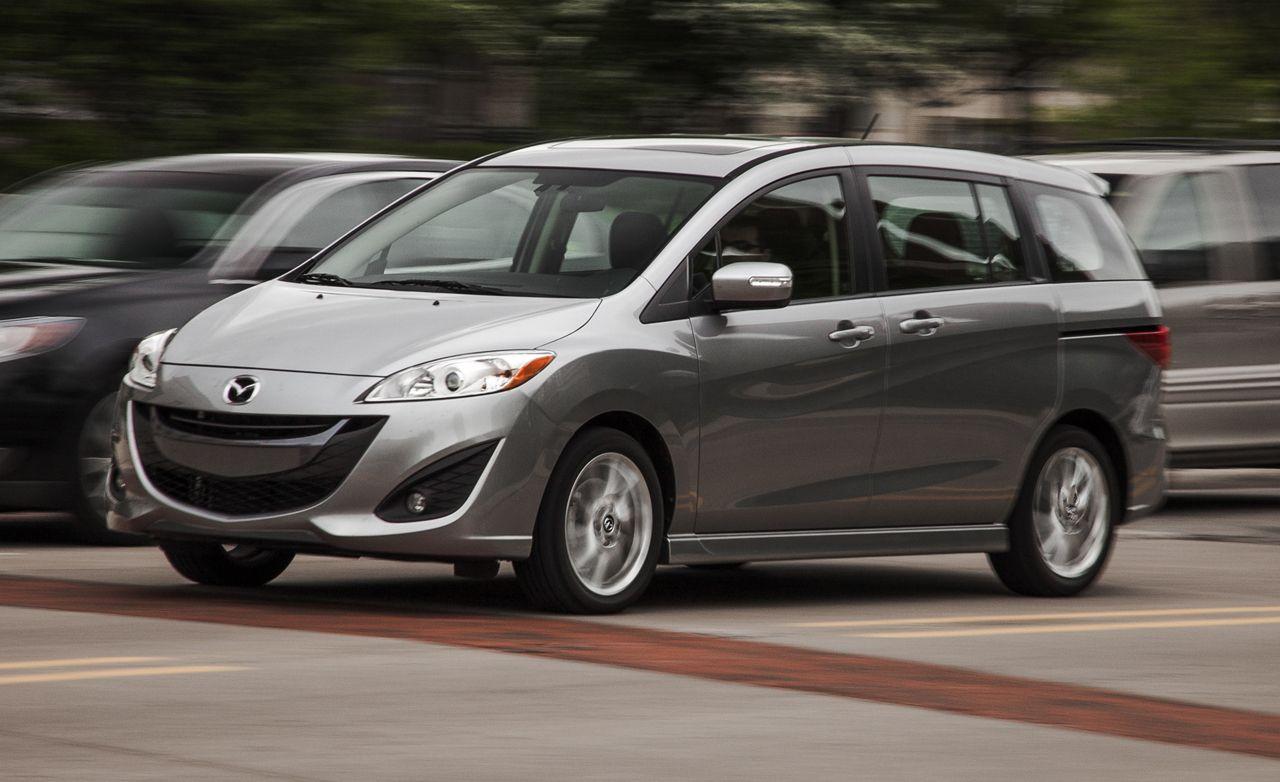 2015 mazda 5 review car and driver rh caranddriver com Mazda CX-5 Mazda 5 Speed Manual Transmission
