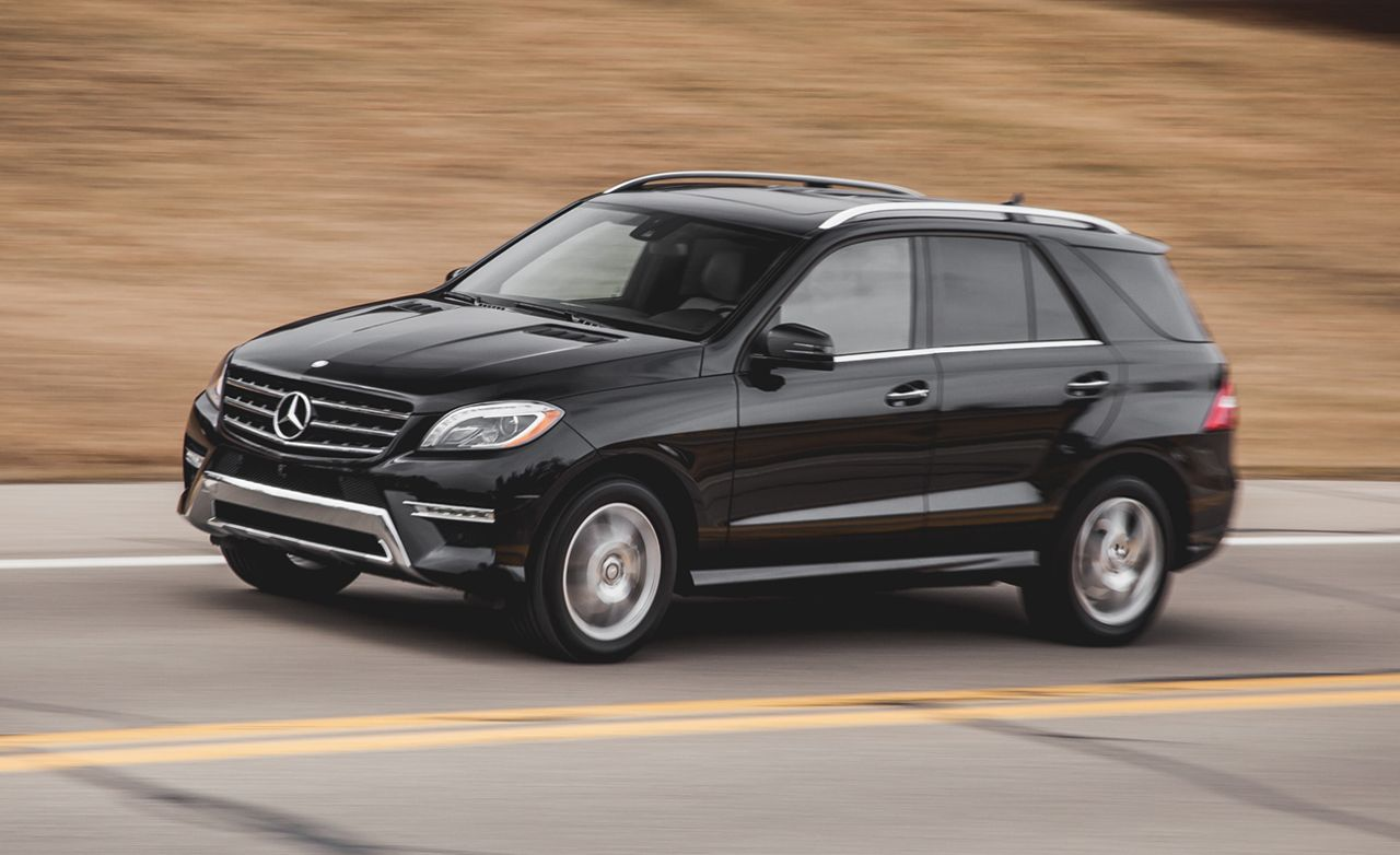 2015 mercedes benz ml250 bluetec test review car and for Mercedes benz small car