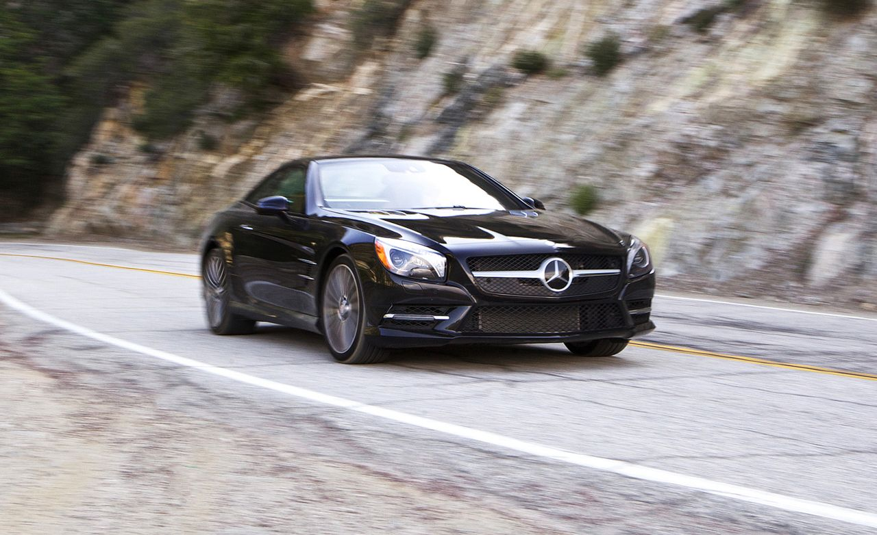 2015 mercedes benz sl400 test review car and driver for 2015 mercedes benz sl