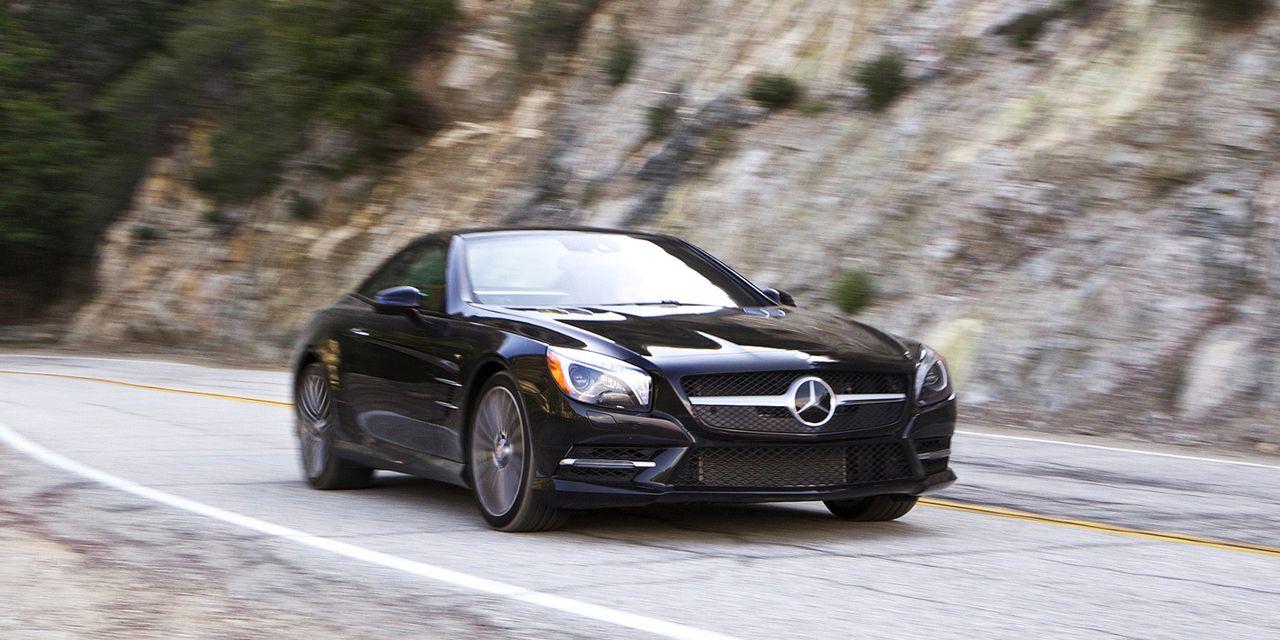 2015 Mercedes-Benz SL400