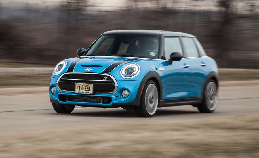 2015 Mini Cooper S Hardtop 4-Door Automatic Test – Review – Car ...
