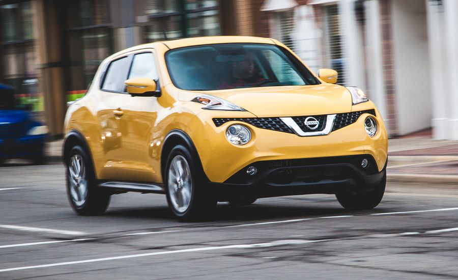 2015 Nissan Juke SL AWD