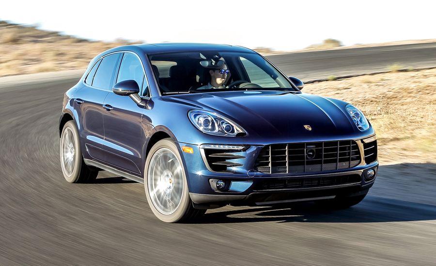 2015 Porsche Macan S Test | Review | Car and Driver