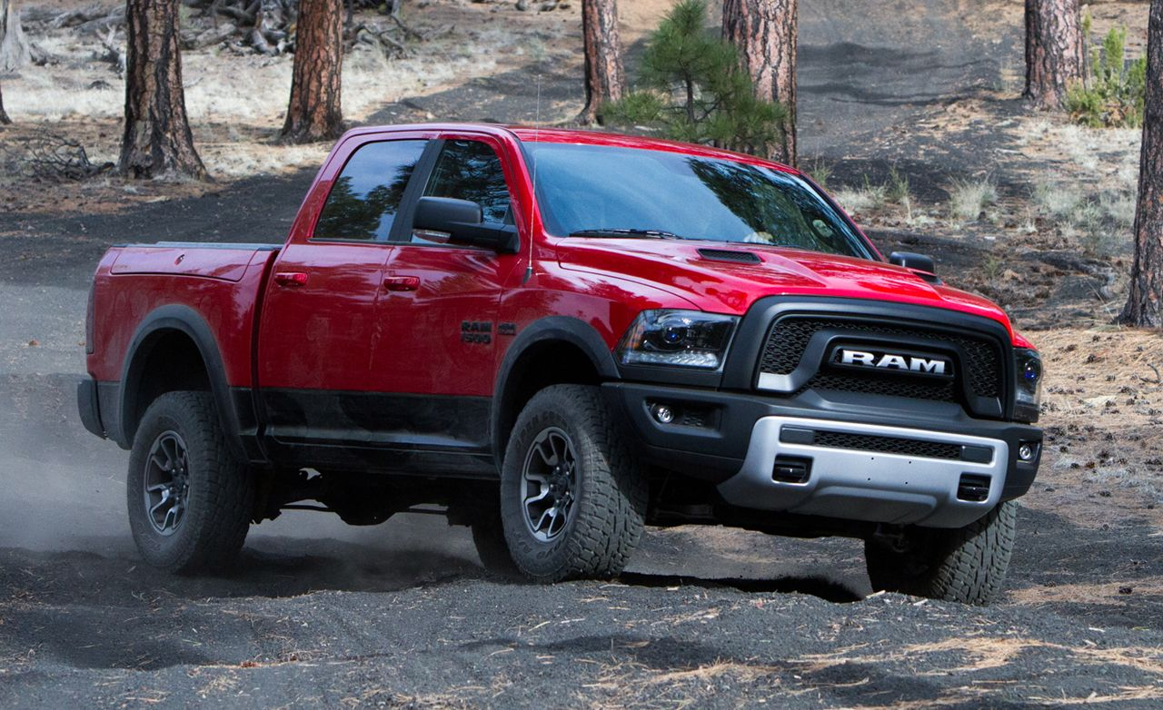 2018 Dodge Ram Rebel Review >> 2015 Ram Rebel 1500 4x4 5.7L Hemi V-8 First Drive | Review | Car and Driver