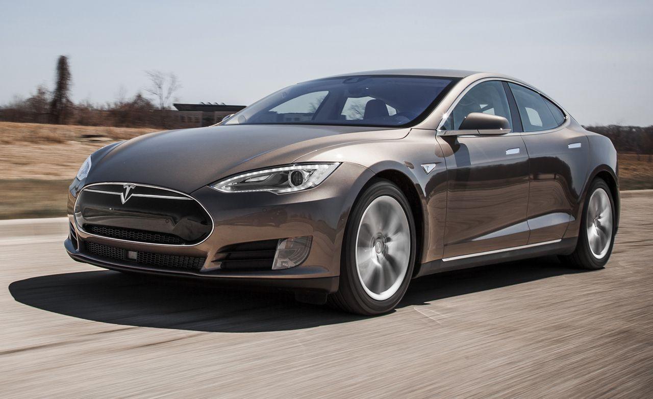 2015 Tesla Model S 70D