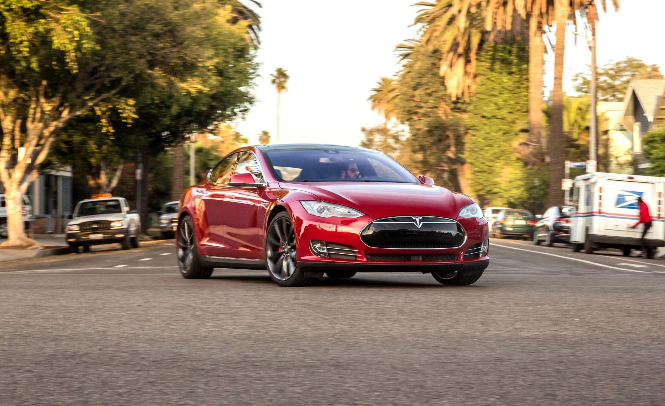 Tesla maintenance problems