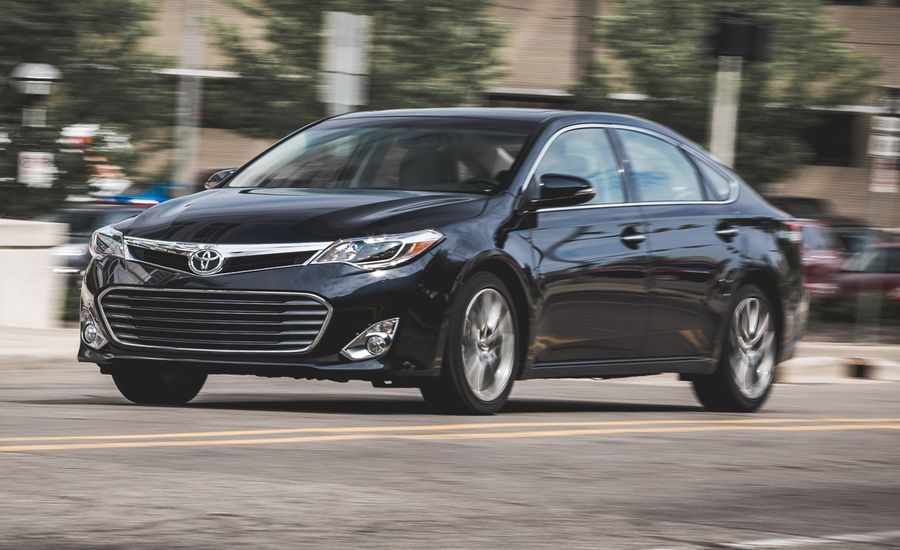 Camry Review Car And Driver