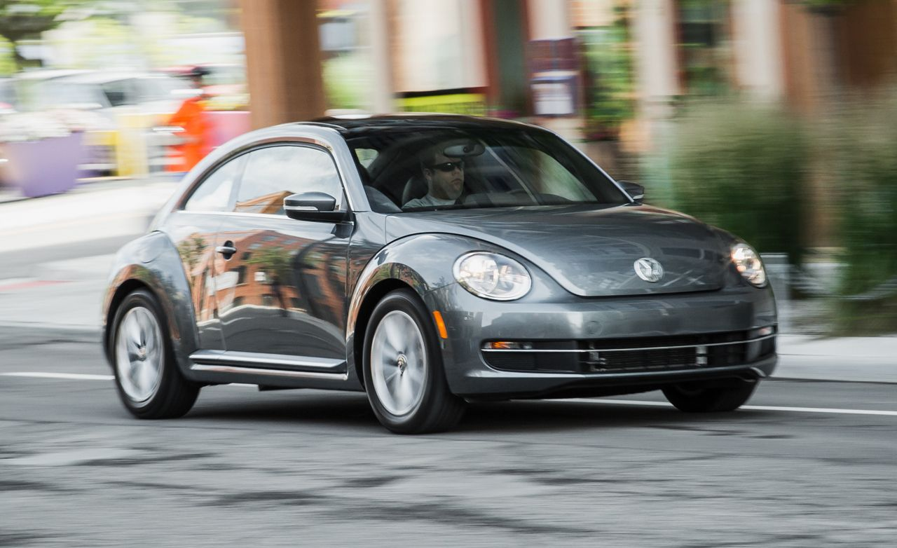 2019 Volkswagen Beetle Reviews Price Photos And Specs Car Driver