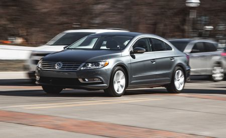 2015 Volkswagen CC 2.0T Manual