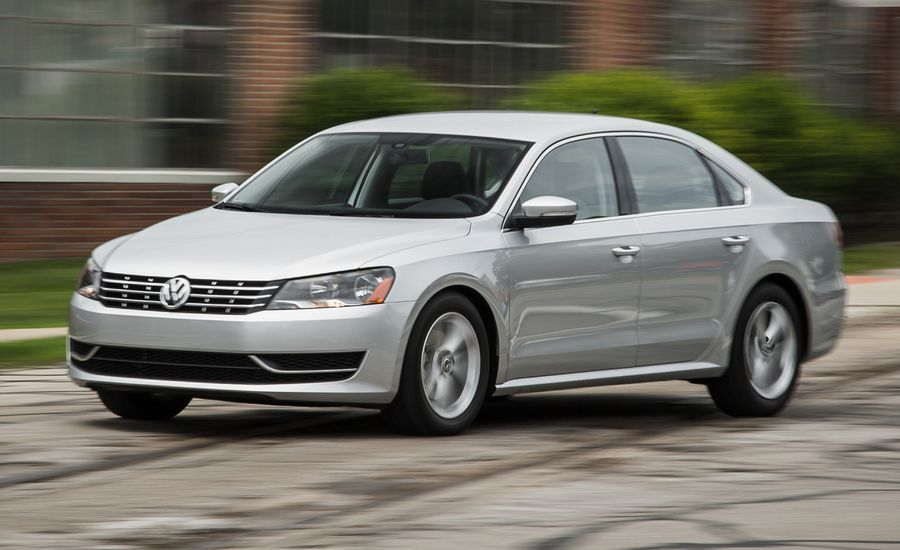 2015 volkswagen passat review car and driver. Black Bedroom Furniture Sets. Home Design Ideas