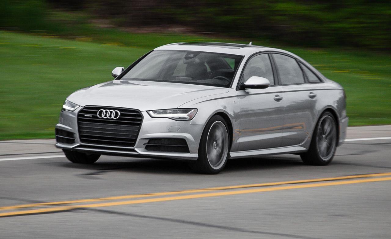 2016 Audi A6 3 0t Test Review Car And Driver