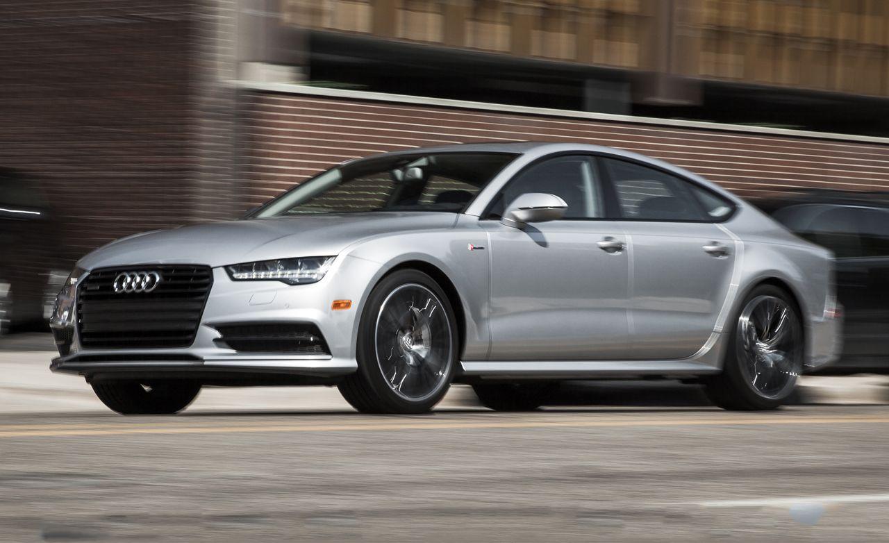 Audi A7 3.0 T >> 2016 Audi A7 3 0t Quattro Test Review Car And Driver