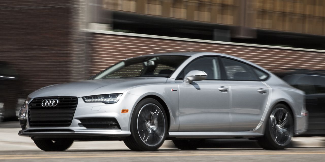 2016 audi a7 3.0t quattro test – review – car and driver