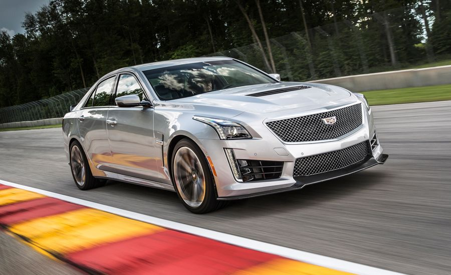 2016 Cadillac CTS-V Test | Review | Car and Driver