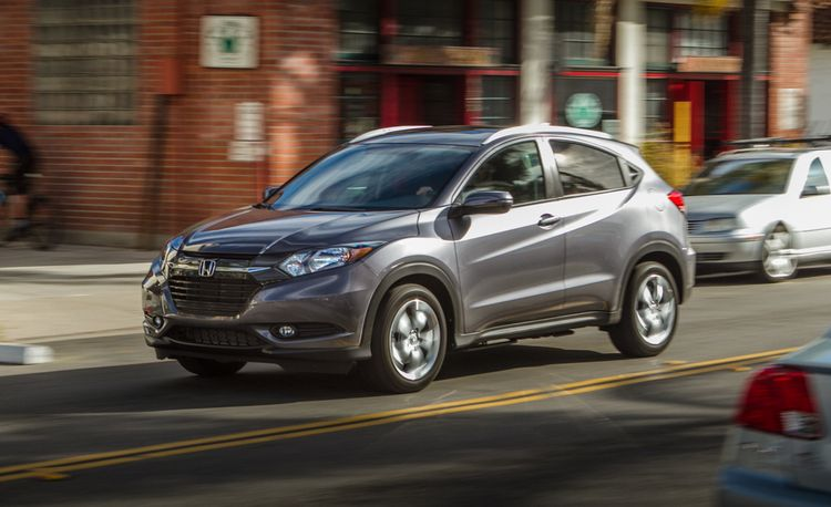 2016 Honda HR-V AWD