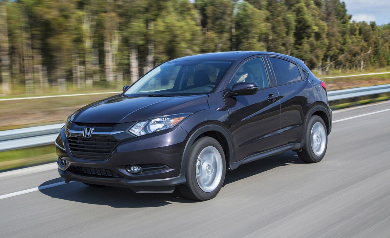 2016 Honda HR V First Drive Review
