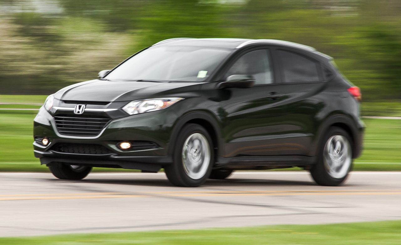 2016 Honda Hr V First Drive Review Car And Driver Motor Blower All New Jazz Rs Ori