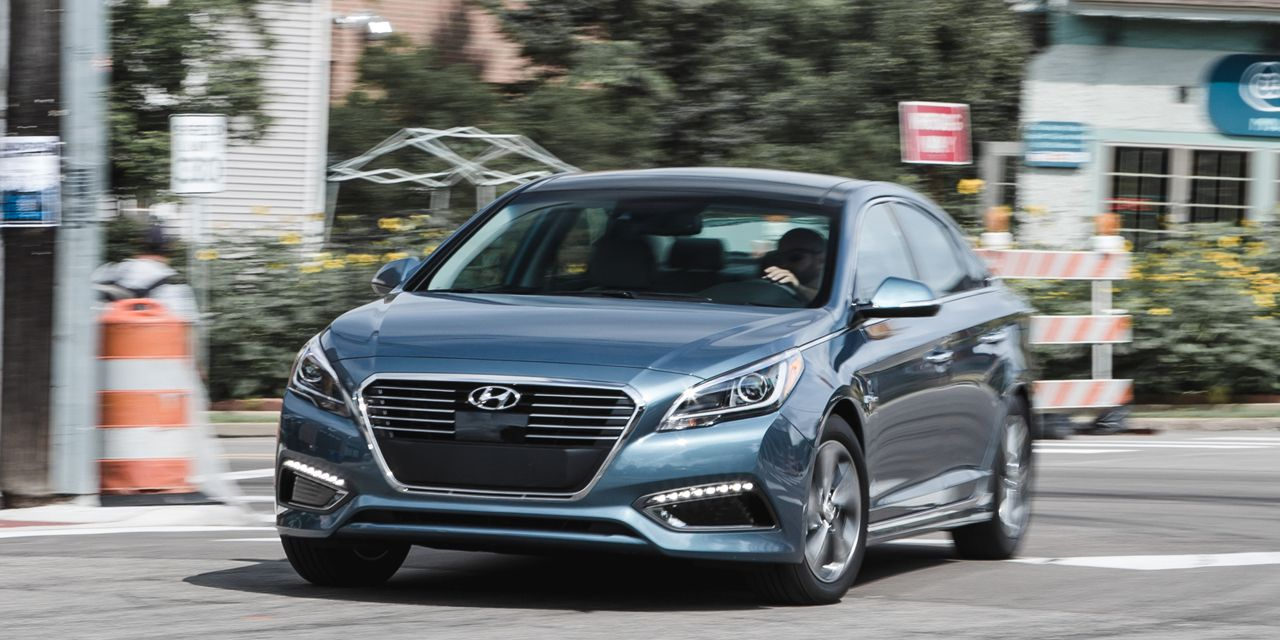2016 Hyundai Sonata Hybrid Test 8211 Review 8211 Car And Driver