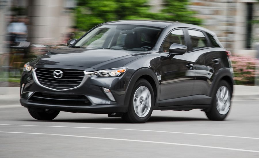 2016 mazda cx 3 instrumented test review car and driver. Black Bedroom Furniture Sets. Home Design Ideas