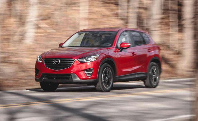 2016 Mazda CX-5 2.5L AWD