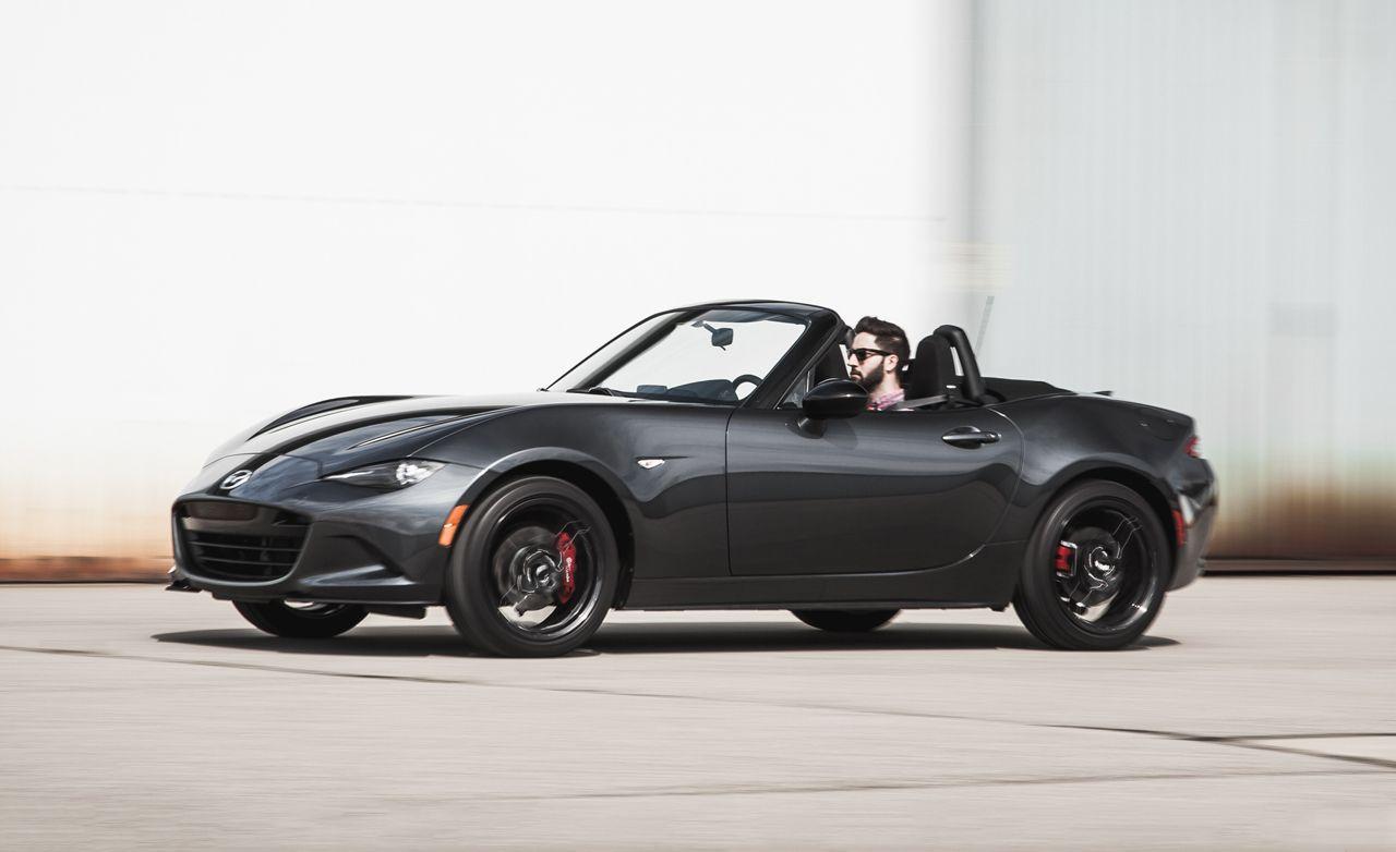 2016 mazda mx5 miata club test review car and driver