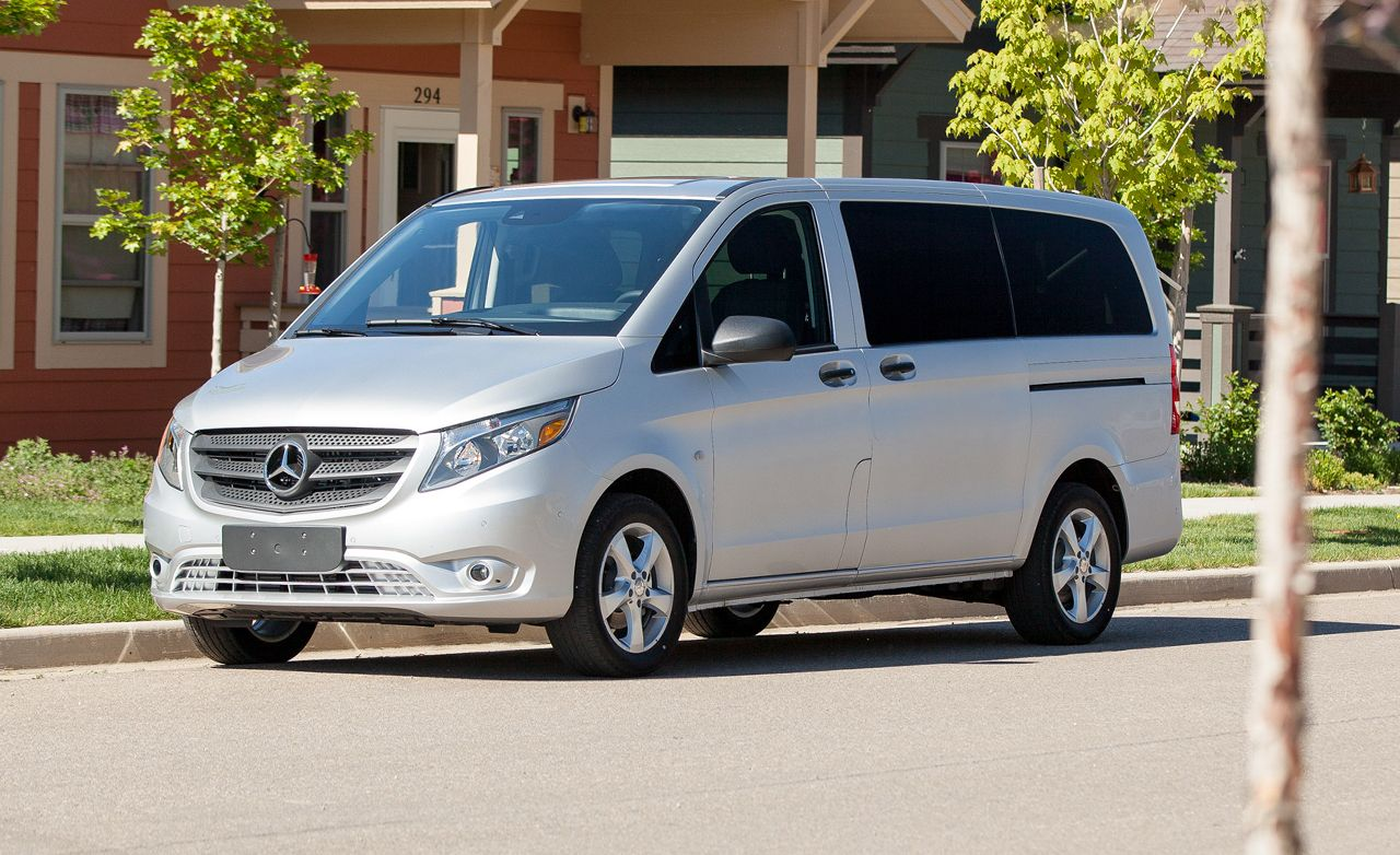 2016 Mercedes Benz Metris First Drive 8211 Review Car And Driver