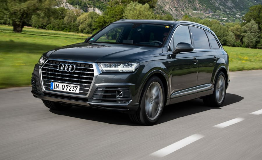 2017 Audi Q7 First Drive | Review | Car and Driver