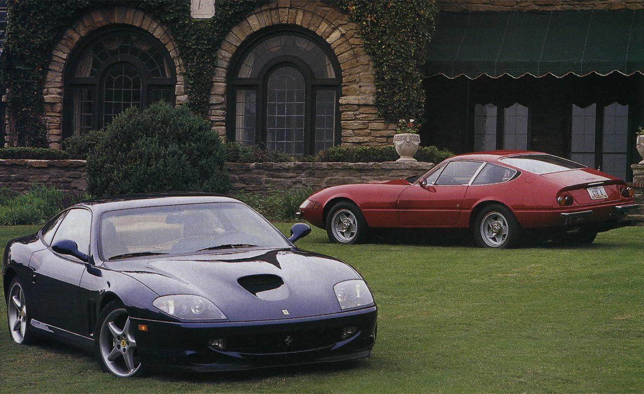 Ferrari Maranello vs. Ferrari Daytona
