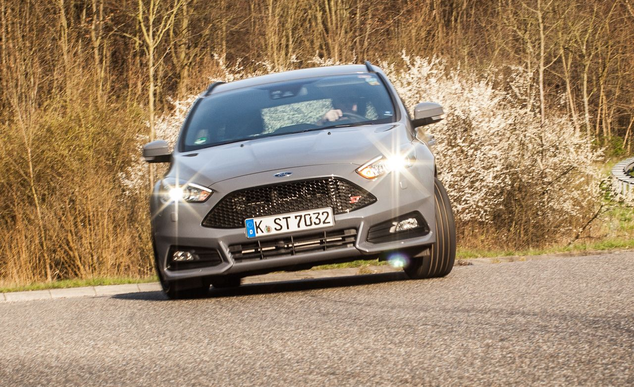 Comments on: 2015 Ford Focus ST Diesel Wagon - Car and Driver Backfires